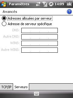 """Paramètres option """"Web & mail"""" de Bouygues Telecom etape 11"""