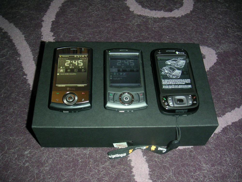 HTC TyTN II / Kaiser / P4550