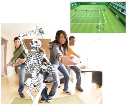 Bah il a plus qu'à se mettre à jouer à la Wii avec ses étudiants préférés