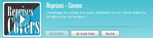 Deezer Radio Reprises- Covers