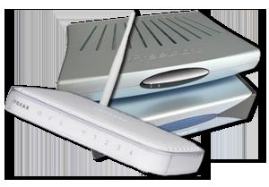 Modem Routeur Netgear DG834G - FreeBox V5 HD