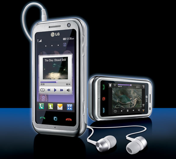 LG ARENA KM900