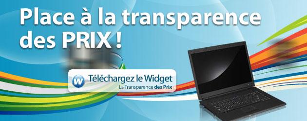 WorkIT La transparence des prix