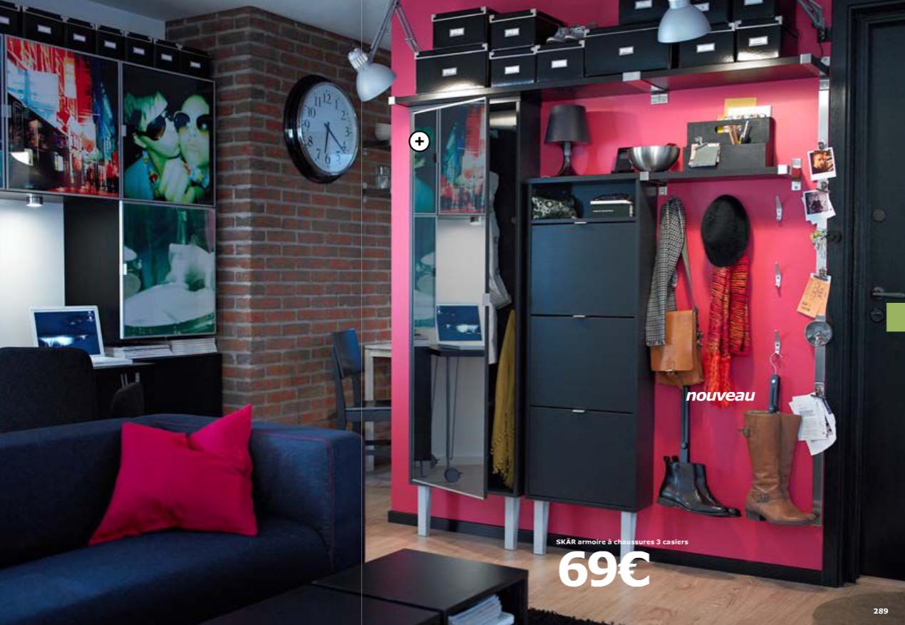 nouveau catalogue ikea nouveau chez toi h2 blog. Black Bedroom Furniture Sets. Home Design Ideas