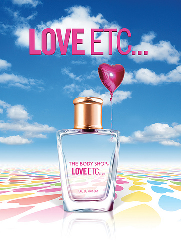 Love Etc... The Body Shop