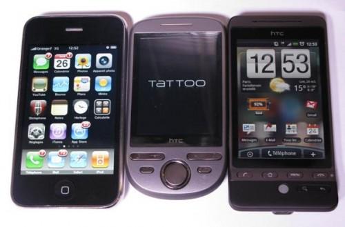 htc-tattoo-vs-iphone-htc-hero