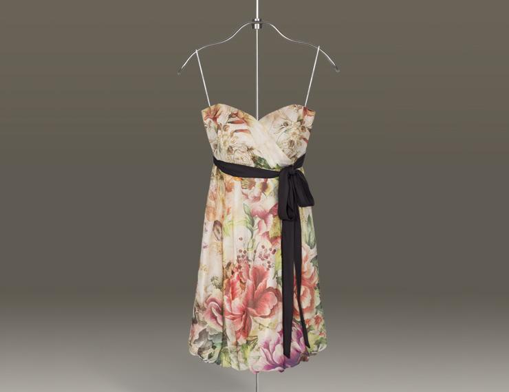 robe_zara_soie_fleurs_bustier