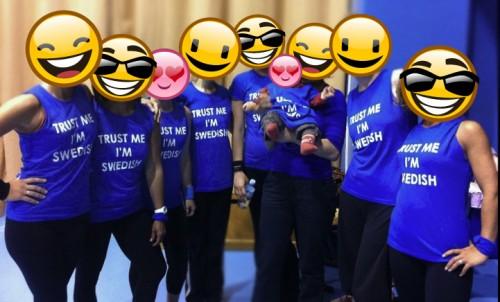 Des super prof de Gym Suédoise se cachent dans cette photo, saurez-vous les reconnaître?