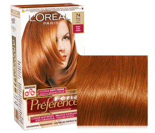 coloration-feria-preference-mango-loreal