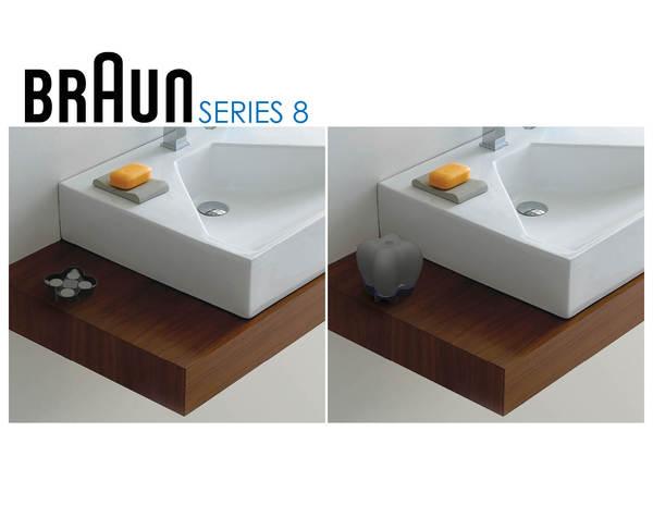 braun series 8 un nouveau concept de rasoir volu. Black Bedroom Furniture Sets. Home Design Ideas