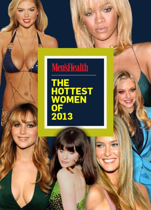hottest-women-2013