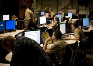 Navy Cyber Defense Operations Command, Watchfloor