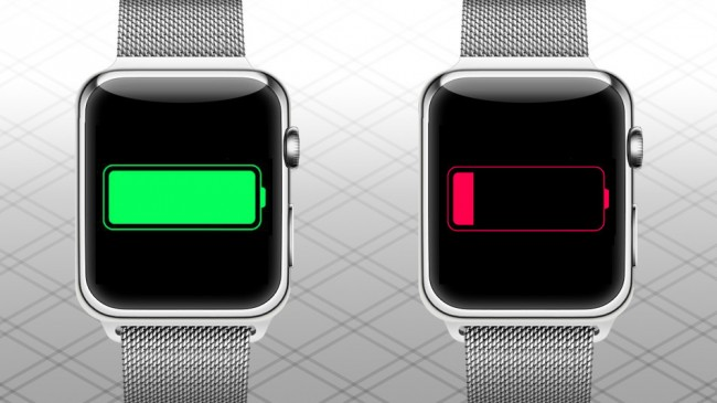On connait finalement l'autonomie de l'Apple Watch