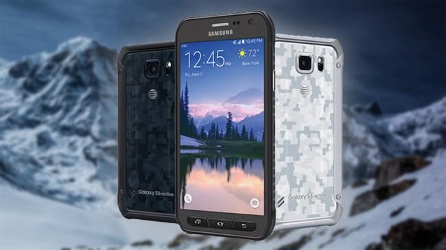 Le Galaxy S6 Active est le tank de tous les Smartphones Samsung