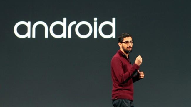 Ce que Google/Alphabet signifie pour Android