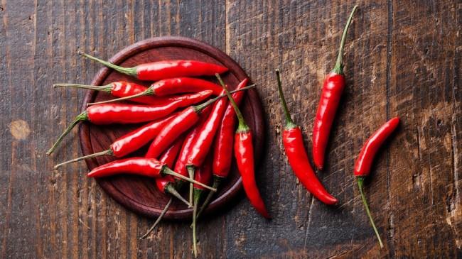 La nourriture épicée pourrait vous donner une vie plus longue