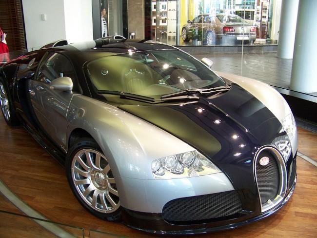 Les voitures les plus rapides au monde