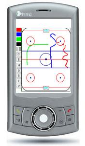 Pda Hockey Board