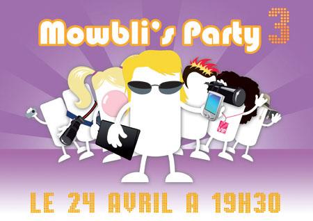 Mowbli's Party 3