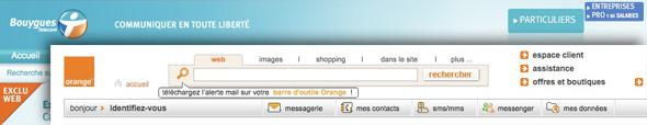 Adios Bouygues Telecom ... Hola Orange ! Que Tal ?