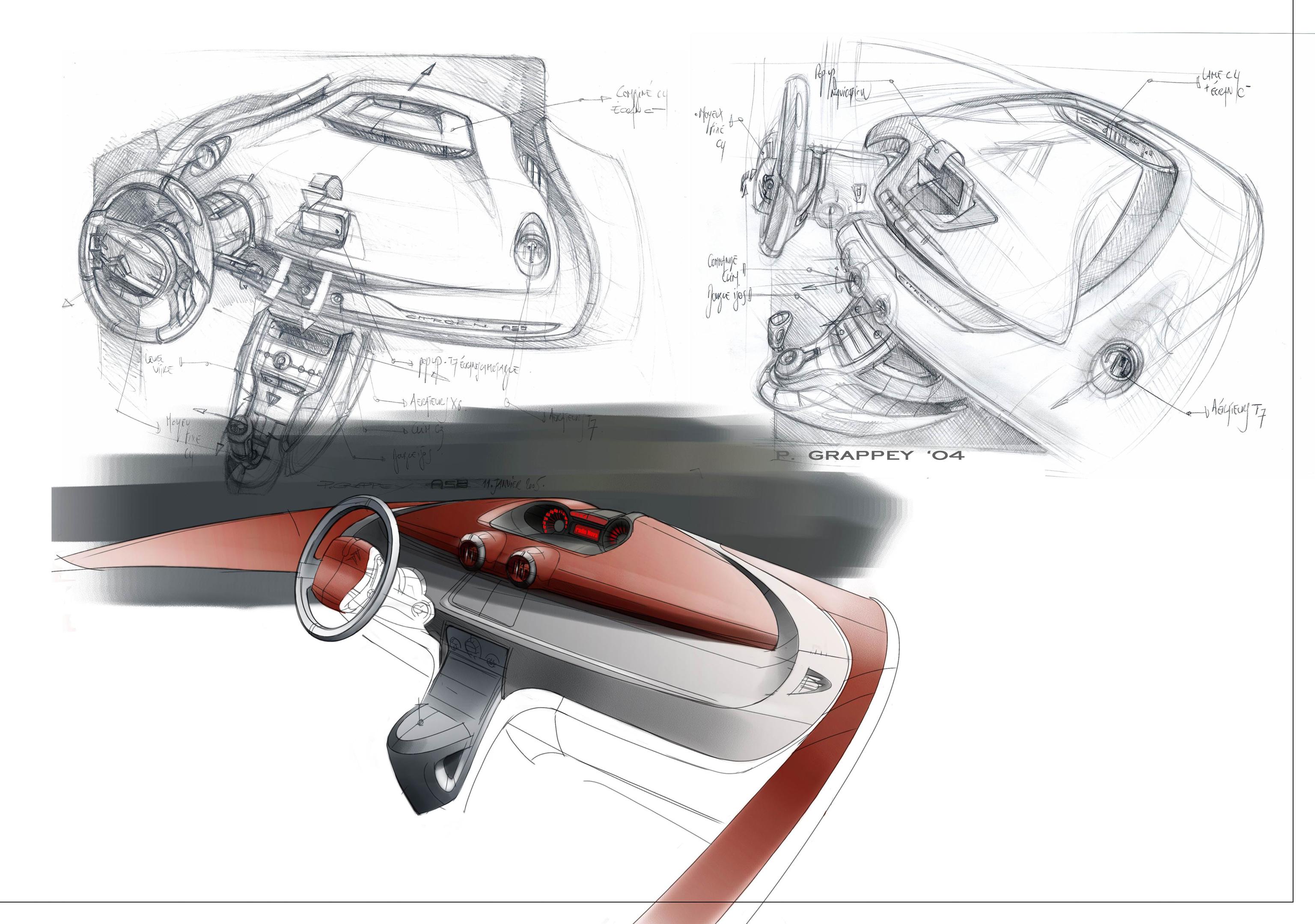 08_dessins_de_style Citroën C3 Picasso
