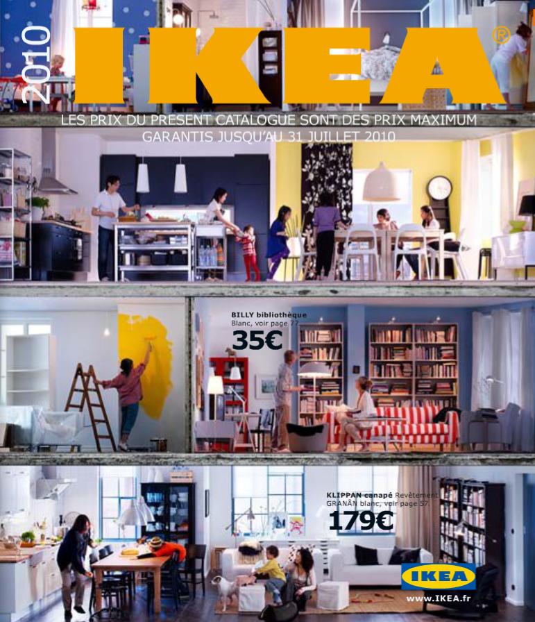 Catalogue Ikea 2010