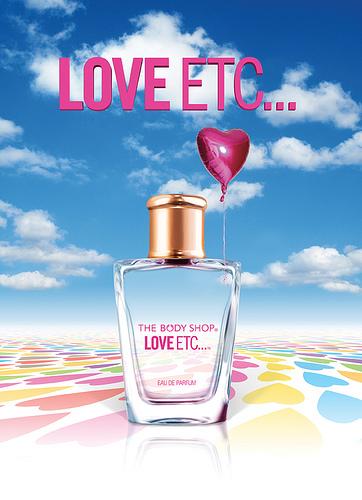 Love Etc... The Body Shop