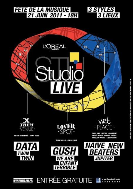 Studio Live E_ok