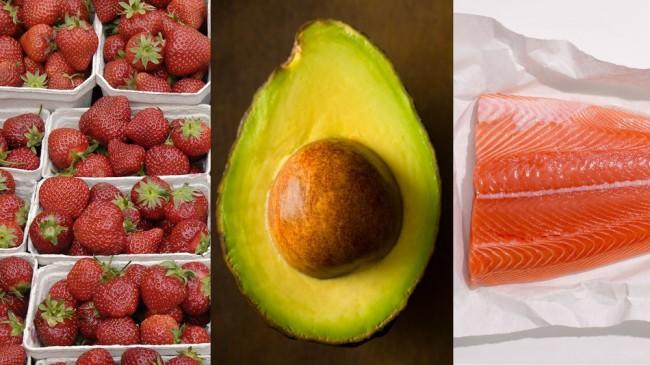 Laissez tomber le maquillage et utilisez ces aliments pour avoir une peau éclatante