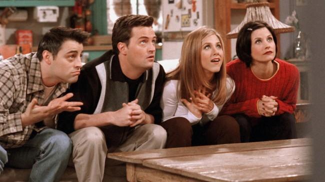 Jennifer Aniston n'a pas invité Joey et Chandler à son mariage