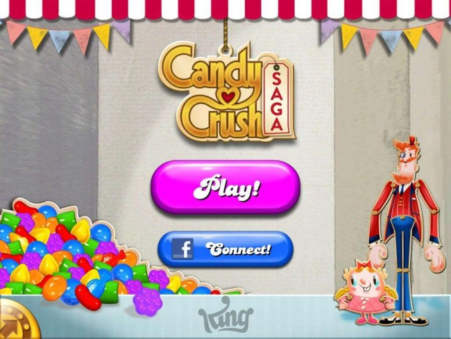 Solution candy crush saga
