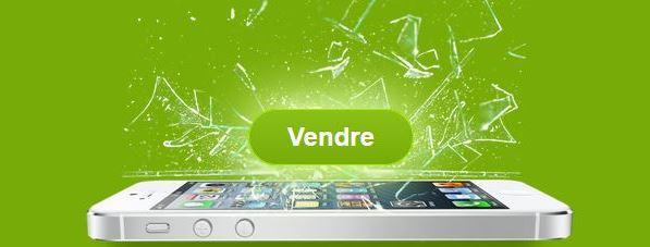 Faites un geste écolo en vendant l'écran cassé de votre smartphone
