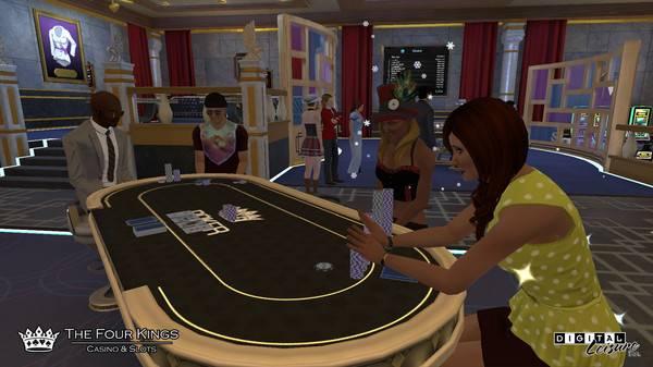 Test du jeu Four Kings Casino and Slots sur PS4